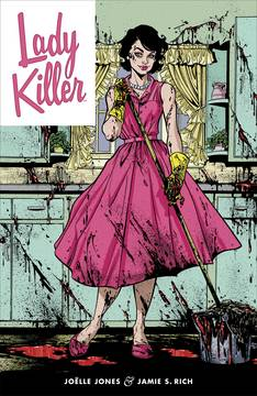 LADY KILLER TP (C: 0-1-2)