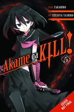 AKAME GA KILL GN VOL 05 (C: 1-1-0)