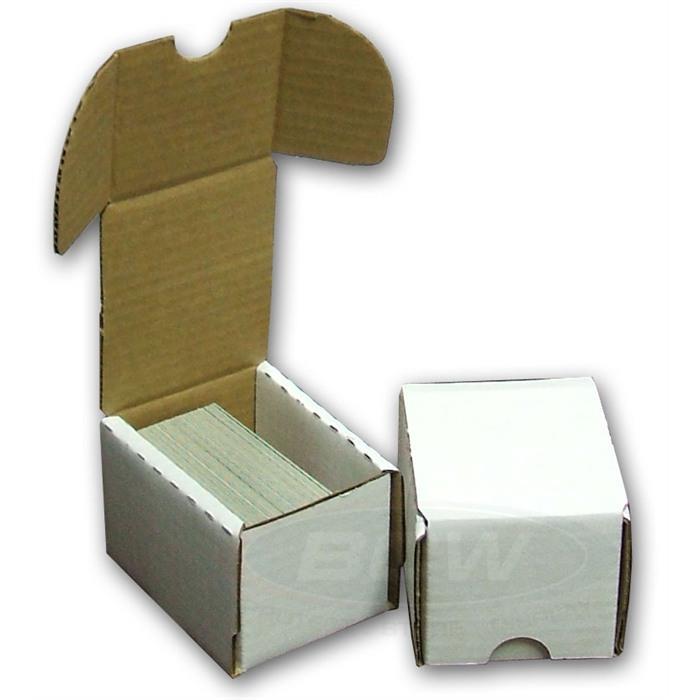 100 CARD STORAGE BOX