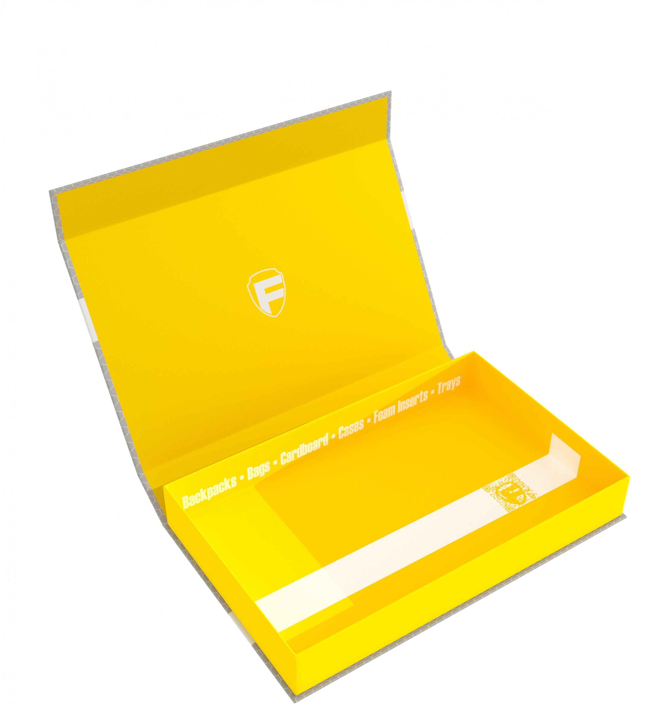 FELDHERR MAGNETIC BOX HALF-SIZE 40MM