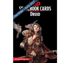 D&D NEXT: DRUID SPELLBOOK DECK