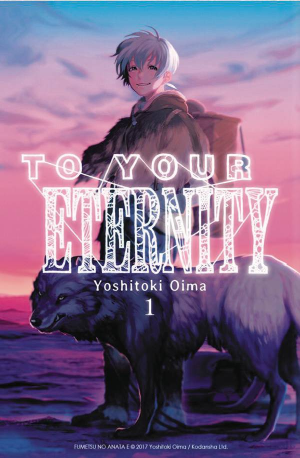 TO YOUR ETERNITY GN VOL 01 (C: 0-1-0)