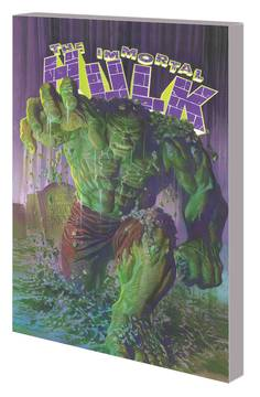 IMMORTAL HULK TP VOL 01 OR IS HE BOTH