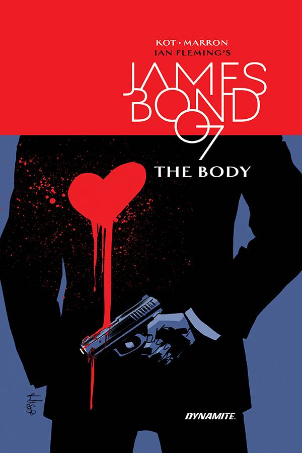 JAMES BOND THE BODY HC