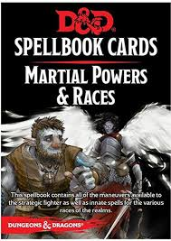 D&D NEXT: MARTIAL POWERS & RACES (61)