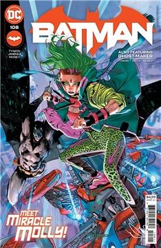 BATMAN #108 CVR A JORGE JIMENEZ (2021)