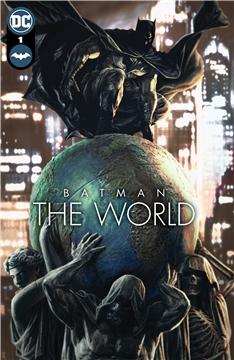 BATMAN THE WORLD HC