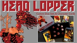 HEAD LOPPER CUSTOM DICE SET