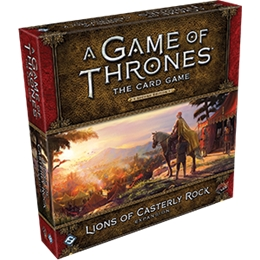 AGOT LCG LIONS OF CASTERLY ROCK