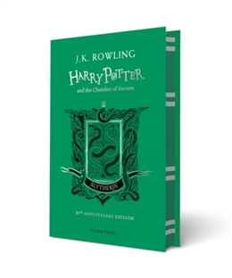 HARRY POTTER AND THE CHAMBER OF SECRETS - SLYTHERIN EDITION HC