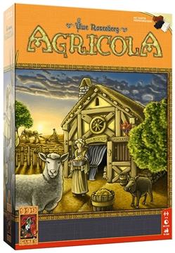 AGRICOLA EXPERT EDITIE