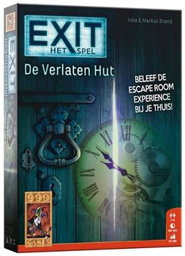 EXIT I – DE VERLATEN HUT