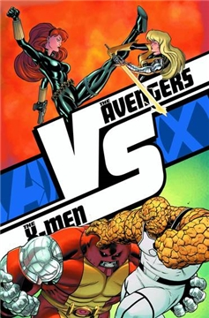 AVX VS #3 (OF 6) FIGHT POSTER VAR (2012)