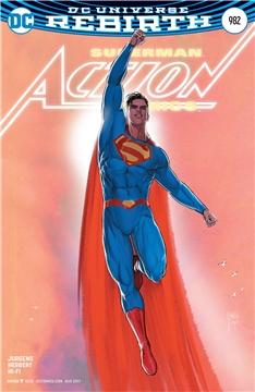 ACTION COMICS #982 (2017)