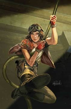STAR WARS DOCTOR APHRA #33 (2019)