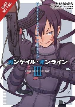 SWORD ART ONLINE ALTERNATIVE GUN GALE GN VOL 03