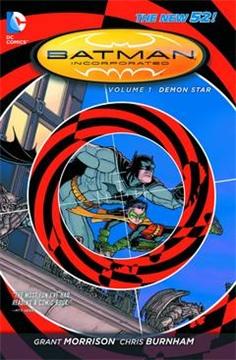 BATMAN INCORPORATED VOL 01 DEMON STAR (N52)