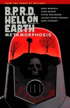 BPRD HELL ON EARTH TP VOL 12 METAMORPHOSIS