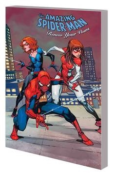 AMAZING SPIDER-MAN RENEW YOUR VOWS TP VOL 04 ARE YOU OKAY AN