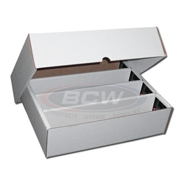 3200 COUNT STORAGE BOX (FULL LID)