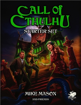 CALL OF CTULHU RPG: STARTER BOX SET