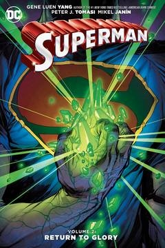SALE! SUPERMAN TP VOL 02 RETURN TO GLORY