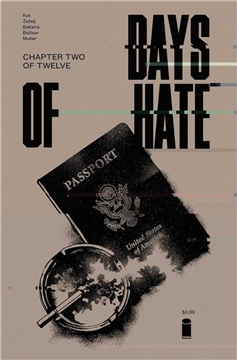 DAYS OF HATE #2 (OF 12) (MR) (2018)