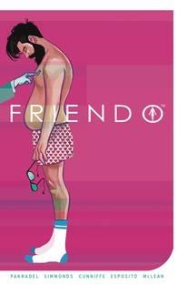FRIENDO #5 CVR A SIMMONDS (MR) (2019)