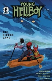 YOUNG HELLBOY THE HIDDEN LAND #1 (OF 4) (2021)