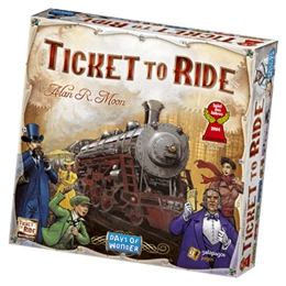 TICKET TO RIDE - NL