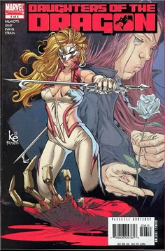DAUGHTERS OF THE DRAGON #4 (OF 6) (2006)