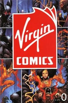 VIRGIN COMICS #0 (2006)