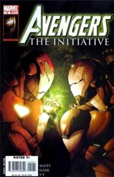 AVENGERS INITIATIVE #12 (2008)