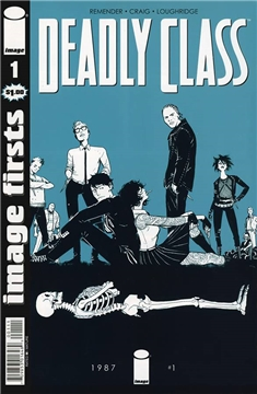 IMAGE FIRSTS DEADLY CLASS #1 (MR) (2014)