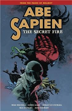 ABE SAPIEN TP VOL 07 SECRET FIRE
