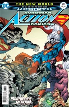 ACTION COMICS #978 (2017)