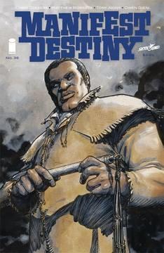 MANIFEST DESTINY #36 (MR) (2018)