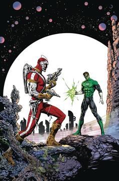 GREEN LANTERN #6 (2019)