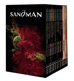 SANDMAN TP EXPANDED EDITION BOX SET (MR)