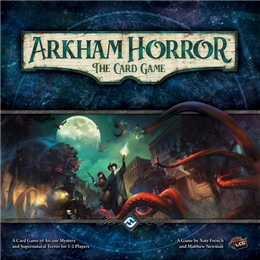 AH LCG ARKHAM HORROR: THE CARD GAME