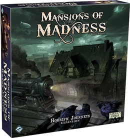 MANSIONS OF MADNESS 2ND EDITION EXPANSION: HORRIFIC JOURNEYS