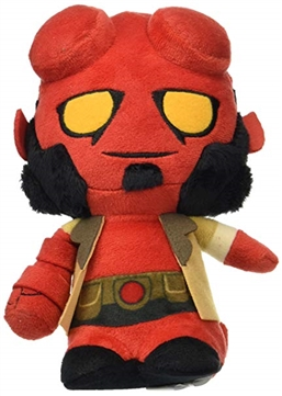HELLBOY SUPER CUTE PLUSH FIGURE HELLBOY 20 CM