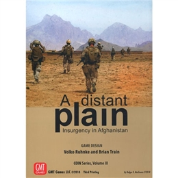 COIN SERIES: (VOLUME III) A DISTANT PLAIN - INSURGENCY IN AFGHANISTAN