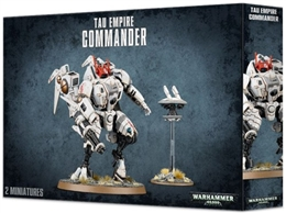 TAU EMPIRE COMMANDER ( BS1 )