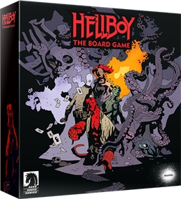 HELLBOY THE BOARD GAME ( KSPO )