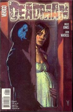 DEADMAN #8 (2007)