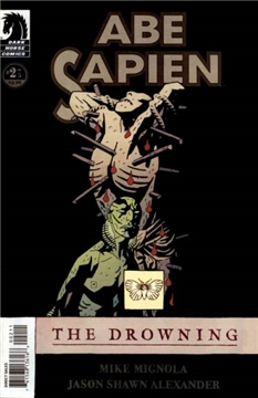 ABE SAPIEN THE DROWNING #2 (Of 5) (2008)