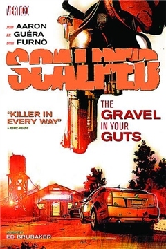 SCALPED TP VOL 04 THE GRAVEL IN YOUR GUTS (JAN090288) (MR)