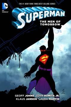 SUPERMAN TP VOL 06 THE MEN OF TOMORROW