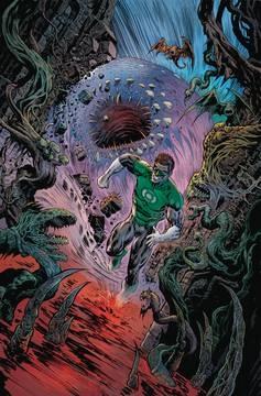 GREEN LANTERN #5 (2019)